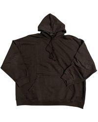 Yeezy Anthracite Cotton Knitwear & Sweatshirts - Multicolour