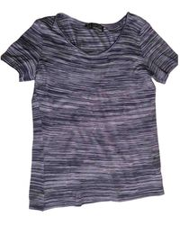 Missoni Blue Cotton Top