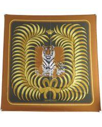 Hermès - Pre-owned Silk Handkerchief - Lyst