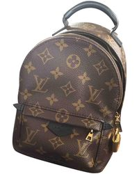 Louis Vuitton | Pre-owned Backpack | Lyst