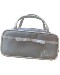 Dior Vanity Case - Grey