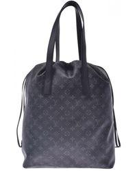 Louis Vuitton Sac en toile - Gris
