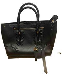 Alexander Wang Leather Satchel - Black