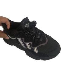 adidas Ozweego Sneakers - Schwarz
