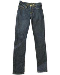 Philipp Plein Gerade jeans - Mehrfarbig