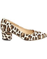 Charlotte Olympia - Brown Pony-style Calfskin - Lyst