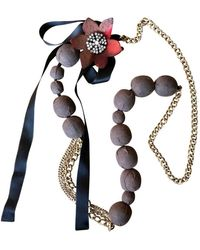 Marni Halsketten - Mehrfarbig