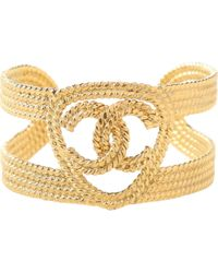 Chanel Gold Metal - Metallic