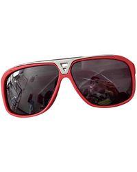 Louis Vuitton Sonnenbrillen - Rot