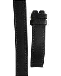 Hermès Kelly II Leder Uhren - Schwarz