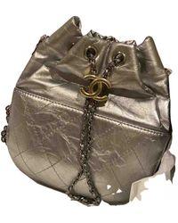 Chanel Gabrielle Leather Crossbody Bag - Multicolour