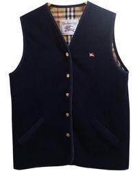 Burberry Pullover - Blau