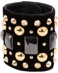 Givenchy - Navy Metal Bracelets - Lyst