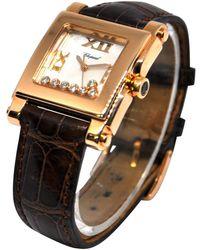 Chopard Reloj Happy Sport de Oro rosa - Multicolor