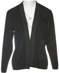 Ferragamo - Black Wool - Lyst