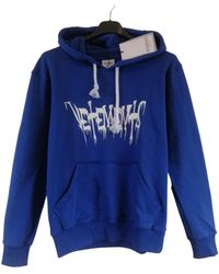 Vetements Sweatshirt - Blau