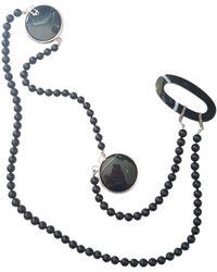 Dior - Oblique Long Necklace - Lyst