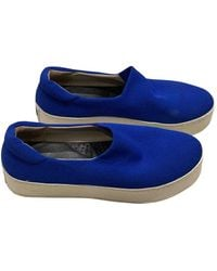 Opening Ceremony Cloth Trainers - Blue