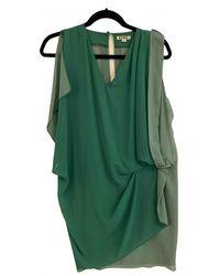 Acne Studios Mini Dress - Green