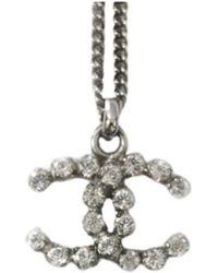 Chanel Collar - Metálico