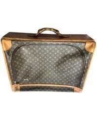 Louis Vuitton - Leather 24h Bag - Lyst