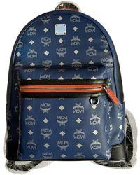 MCM Leder Taschen - Blau