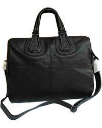 Givenchy Leather Bag - Black