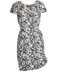 Tory Burch - Pre-owned Silk Mini Dress - Lyst