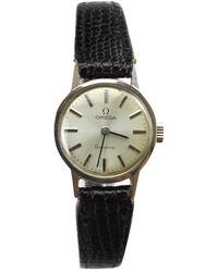 Omega Watch - Metallic