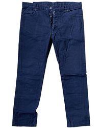 Maison Margiela - Slim jeans - Lyst