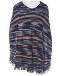 Missoni - Multicolour Wool Jacket - Lyst