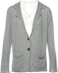 Lanvin - Grey Cashmere - Lyst