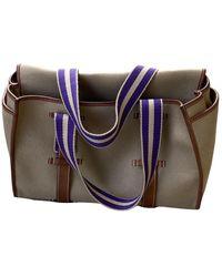 Hermès Wool Handbag - Multicolour
