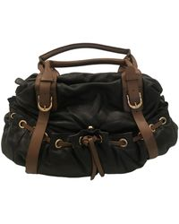 Marni Leather Handbag - Black