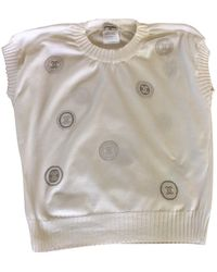 Chanel Sweater - White