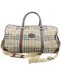 Burberry Beige Leather - Natural