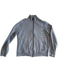 Burberry Sweatshirt - Grau