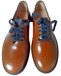 Church's Leather Lace Ups - Brown