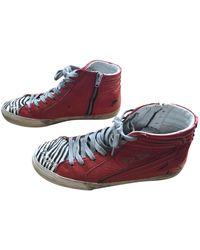 Golden Goose Deluxe Brand - Slide Sneakers - Lyst