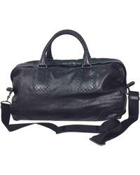 Bottega Veneta - Pre-owned Leather 48h Bag - Lyst