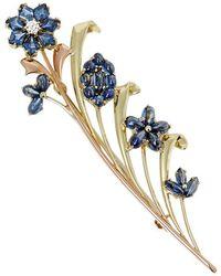 Tiffany & Co. Gelbgold Broschen