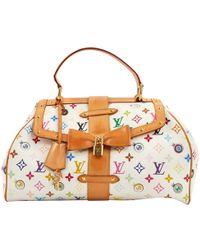 Louis Vuitton - Cloth Handbag - Lyst