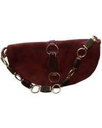 Sergio Rossi Handbag - Purple