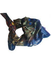 Christian Lacroix Wool Stole - Multicolor