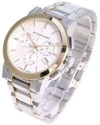 Burberry Watch - Metallic