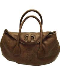 Jil Sander - Leather Handbag - Lyst