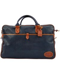 Mulberry - Blue Leather - Lyst
