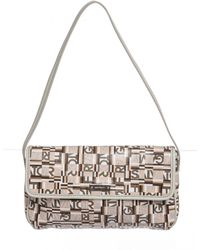 Ferragamo - Leather Handbag - Lyst