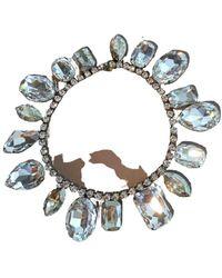 Tom Binns Necklace - White