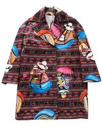 Stella Jean Abrigo en algodón - Multicolor